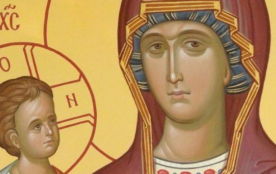 Moleben k přesvaté Bohorodičce a vždy Panně Marii