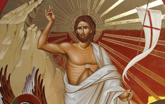 Moleben o vzkříšení Pána Ježíše Krista