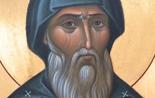 Moleben k našemu ctihodnému otci Prokopovi, igumenu sázavskému