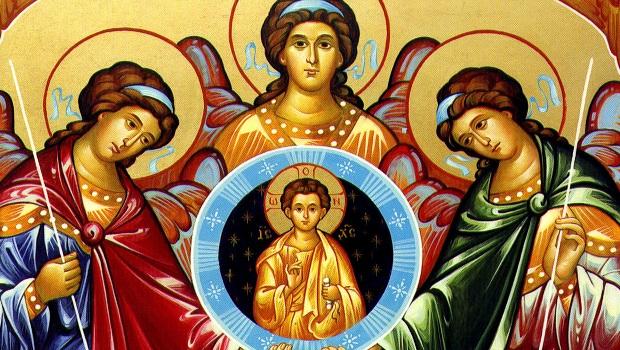 Moleben před narozením Pána Ježíše Krista