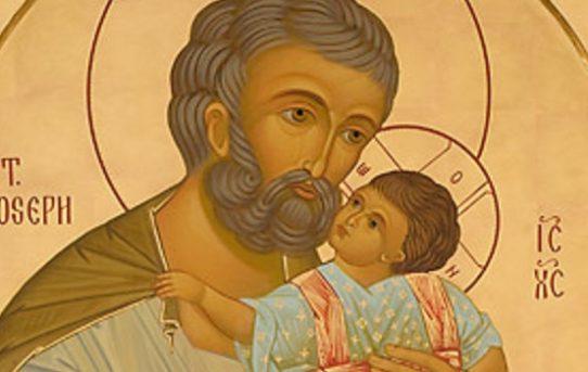 Moleben k svatému Josefovi, snoubenci Panny Marie