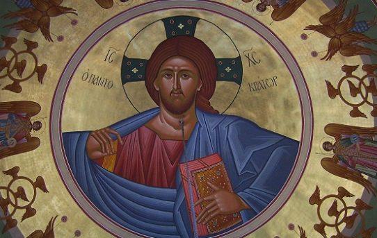 Děkovný moleben ke Kristu Vševládci