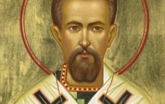 Moleben k našemu blaženému otci a mučedníkovi Teodoru Romžovi, biskupu mukačevskému