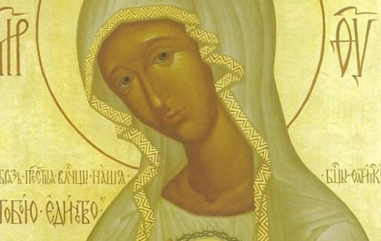 Moleben k Panně Marii Fatimské