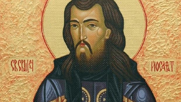 Moleben ke svatému Josafatovi, arcibiskupovi polockému