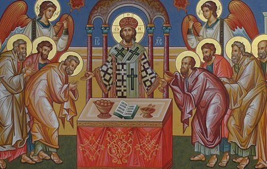 Moleben za jednotu církve Kristovy