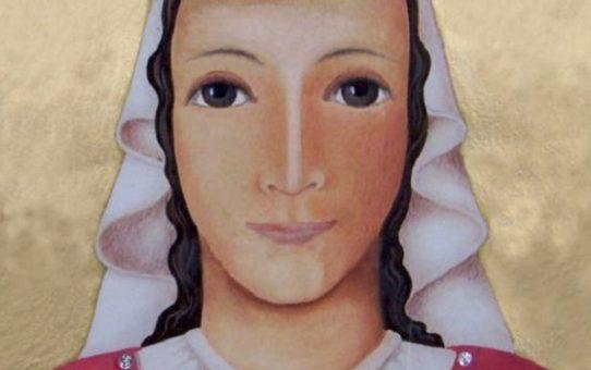 Moleben k naší svaté paní Zdislavě, matce pomoci nezištné